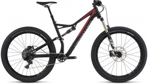 specialized, 6fattie, comp, 29, stumpjumber, black, red,