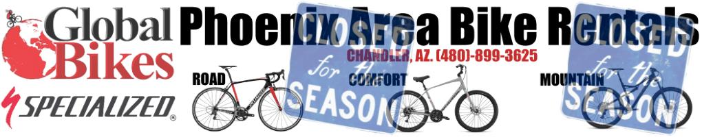 Arizona Bike Rentals